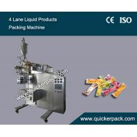 Wholesale Automatic High Speed Liquid Jelly Packaging Machine with Multi-lanes from china suppliers