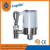 Wholesale Kitchen Carbon Fiber / Granular Carbon Cartridge Tap Filter Faucet Mount Water Filter from china suppliers