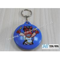 Wholesale Unique Round Music Keychain , ABS , metal novelty Sound Keychain from china suppliers