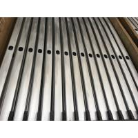 Wholesale Anodized after Machining Aluminum Cutting and CNC Drilling Frame from china suppliers