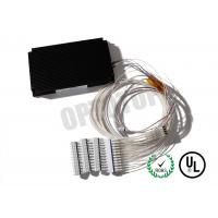 Wholesale 1X32  1310 / 1490 / 1550 nm Fiber Optic Single Mode Fbt Coupler LC / UPC   Φ 0.9 0.5 m white from china suppliers