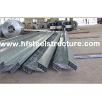 Wholesale Wall Panels / Roll Formed Structural Steel Buildings Kits For Metal Building from china suppliers