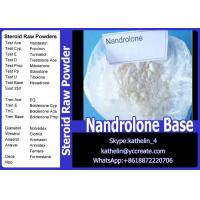 Wholesale Hormone Powder Nandrolone Steroid / Nandrolone Base / Norandrostenolon CAS 434-22-0 from china suppliers
