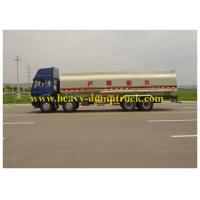 Wholesale New condition 45m3 oil / fuel / refuel tank truck with sinotruk howo 8x4 chassis from china suppliers