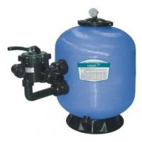 Wholesale Swimming Pool Side Mount Fiberglass Clamp Lock Sand Filters from china suppliers