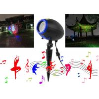 Buy cheap Bluetooth Speaker With LED projector Light outdoor red green laser projector from wholesalers