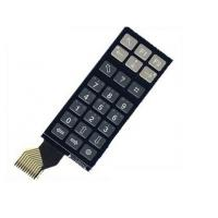 Wholesale Durable Moistureproof PET / PMMA Plastic / Rubber Membrane Switch from china suppliers