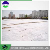 Wholesale Polyester Non Woven Geotextile Fabric 200g/M² Staple Fiber Geotextile Drainage Fabric from china suppliers