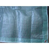Wholesale clear mesh tarpaulin, greenhouse fabric from china suppliers