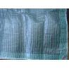 Buy cheap 6'*10' poly mesh tarps for windbreak screen .pe sun shade mesh tarps from wholesalers