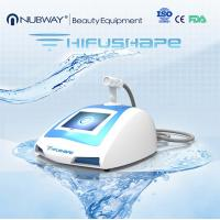 Wholesale Portable High Intensity Focused Ultrasound Hifu Machine For body slimming treatment from china suppliers