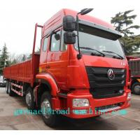 Wholesale SINOTRUK Heavy Cargo Trucks HOHAN 8X4 CARGO TRUCK  Euro II Option 30ton - 52ton from china suppliers