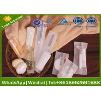 Wholesale 4 star hotel amenities sets, guest amenities, hotel amenity supplier ,hotel amenities supplier by  ISO22716 GMPC from china suppliers