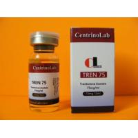 Wholesale Injectable Androgenic Steroids / Bodybuilding Steroid Injection Tren 75 Trenbolone Acetate from china suppliers