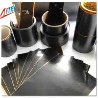 Wholesale Heat Conductive Interface Thermal Graphite Sheet , High Performance Pad, 16.0 W/mK from china suppliers