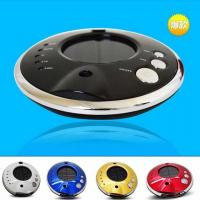 Wholesale Solar powered car air purifier ASF-003 lonizer lonizzatore automobile device UFO shape from china suppliers