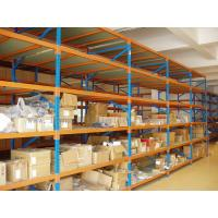 Wholesale Teardrop Multi Layer 82FT/2.5M Industrial Metal Shelving In Warehouse Storage Solution from china suppliers