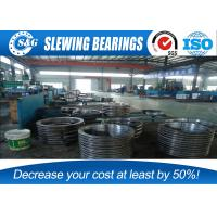 Wholesale Deck Crane Slewing Ring Bearings 133.45.2500 With Larger Axial And Radial Dimension from china suppliers