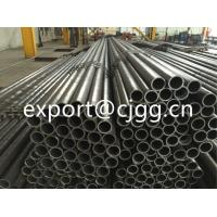 Wholesale 3M - 9M Length Thin Wall Steel Tubing Hydraulic Pipe , Round Stainless Steel Pipe from china suppliers