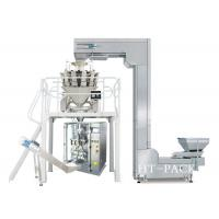 Wholesale Full Automatic Potato Chips / Cookies Snacks Packing Machine 10-3000g from china suppliers