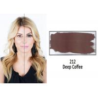 Wholesale Dark Coffee Safe Professional Tattoo Ink For Eyebrow Tattoo Free Of Acrylic from china suppliers