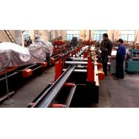 Wholesale High Quality Galvanized Steel C / Z Purlin Roll Forming Machine , C Purlin Production Line from china suppliers