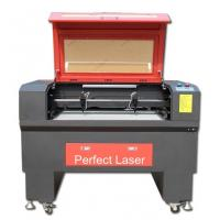 China Water Cooling CO2 Fabric Leather Laser Engraving Machine With Double Heads 100w on sale