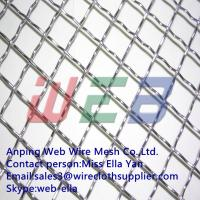 Wholesale Decorative crimped wire mesh from china suppliers