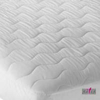 Wholesale Waterproof 100 % Cotton Outer Fabric King Size Quilted Queen Hotel Mattress Cover from china suppliers