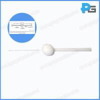 Buy cheap Test Probe D for IP4X Testing withΦ1.0-length 100 Wire According to IEC60529 from wholesalers