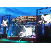 Wholesale P8 Custom LED video wall , commercial Programmable LED Display CE / RoHS from china suppliers