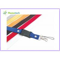 Wholesale Customizable Lanyard USB Flash Drives , Personalized Flash Drives from china suppliers