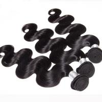 Quality 8A Unprocessed Virgin Peruvian Hair Extensions Body Wave No Nits And No Lice for sale
