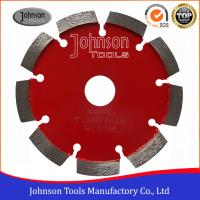 Wholesale 125mm Tuck Point Diamond Blades High welding strength from china suppliers
