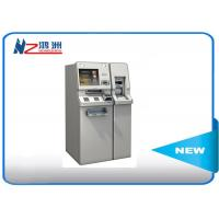 Wholesale Interactive free stand bill payment kiosk with cash acceptor from china suppliers