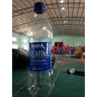 Wholesale Commercial  Inflatable Advertising Water Bottle For Business Rental from china suppliers