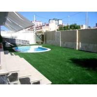Wholesale Natural Appearance 4000Dtex Home Artificial Turf Grass16mm, Gauge 5/32 for Landscaping from china suppliers