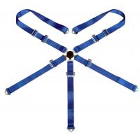 "Wholesale 3"" 5 Point Racing Safety Belts With Polyester Webbing + Steel Buckle from china suppliers"