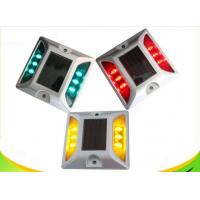 Wholesale IP68 Full Color Solar LED Road Stud With Rechargeable Ni - MH Battery from china suppliers