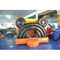 Wholesale Truck Inflatable Jumping Castle Bounce House For Outdoor Blow up Games from china suppliers