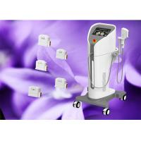 Wholesale Women Use Hifu Beauty Machine 4MHz HIFU Frequency For Skin Rejuvenation / Pore Removal from china suppliers