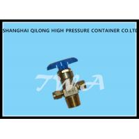 Wholesale Brass oxygen cylinder valves,pressure reducing valves QF-5,QF-5A,GB8335 PZ27.8 ,connected by thread GB8335 PZ27.8 from china suppliers