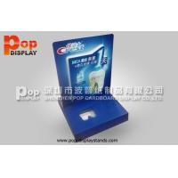 Wholesale Matte PP Lamination POP Corrugated Cardboard Counter Display / Exhibition Displays from china suppliers