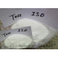 Wholesale 99.5% Assay Anabolic Steroid Muscle Growth , Raw Hormone Testosterone Isocaproate from china suppliers