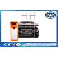 Wholesale LED Loop Detector Automatic Security Boom Gate / Barrier Fence Arm Auto Close from china suppliers