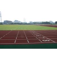 Wholesale Anti -Wet, Not Distortion, Not Crack Artificial Turf Athletic Fields For Sport Ground from china suppliers