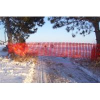 Wholesale plastic safety fence net from china suppliers