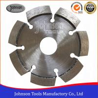 Wholesale 105mm laser welded Tuck Point Diamond Blades / Crack Chaser Blade from china suppliers