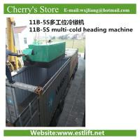 Wholesale 11B-5S multi-cold heading machine cold heading machine from china suppliers