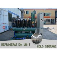 Wholesale Ice Cooling Freezer Cold Room America Copeland Compressor Condensing Unit 100MM Panel from china suppliers